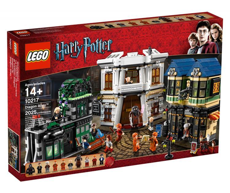 10217 Diagon Alley Box