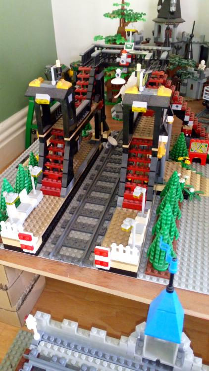 my own train station