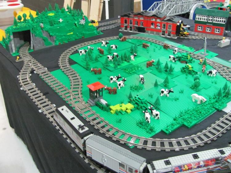 AFOLCON 2012 layout