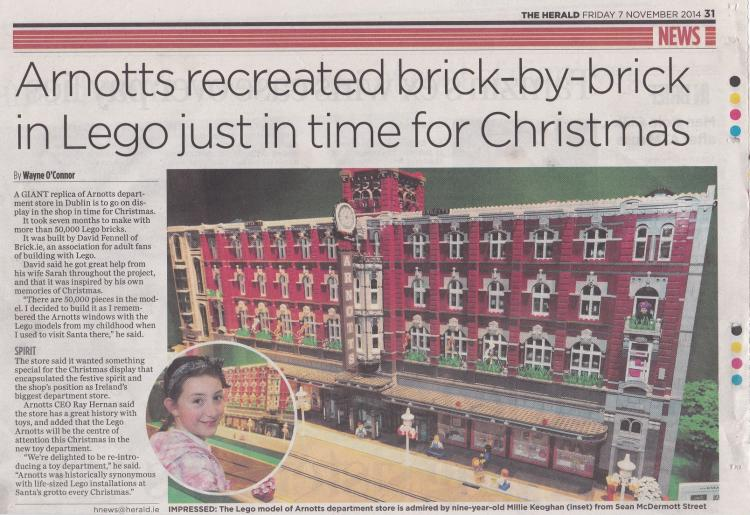 Arnotts from Herald Article