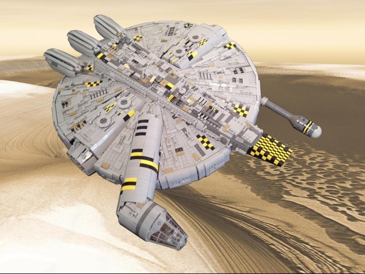 Freighter Wars: The Canary
