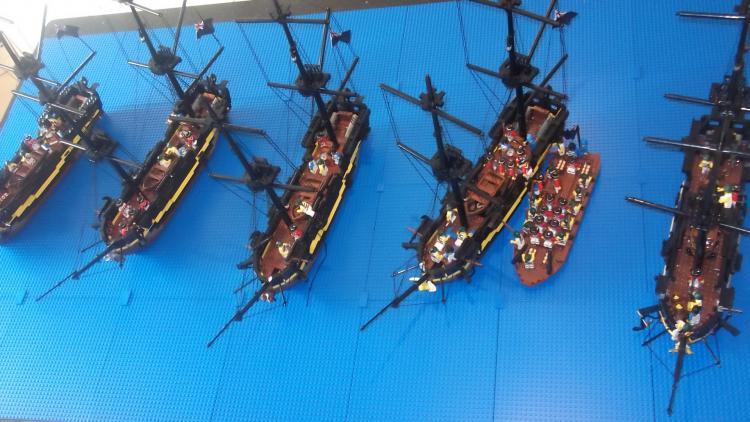 The fleet