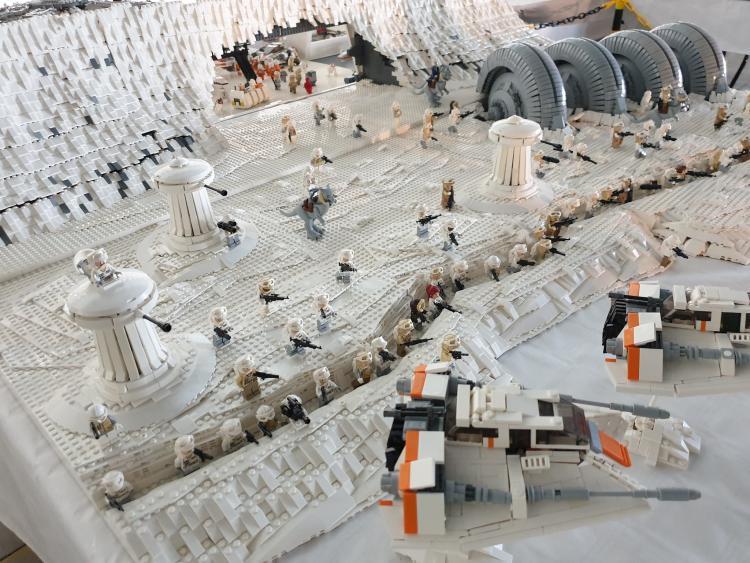 Battle of Hoth - Rebel Defences