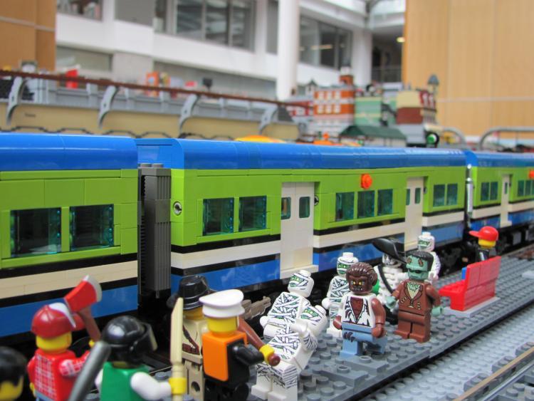 Heuston platform 4