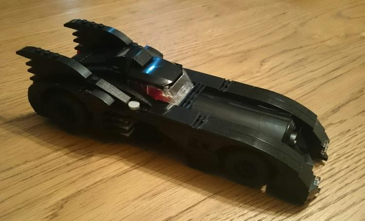 Lego Batmobile 1989