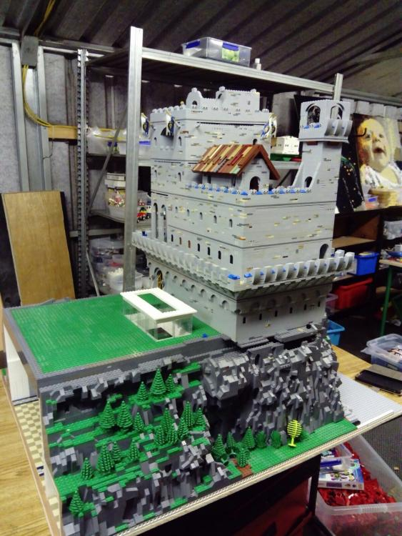 Castle and museum modular