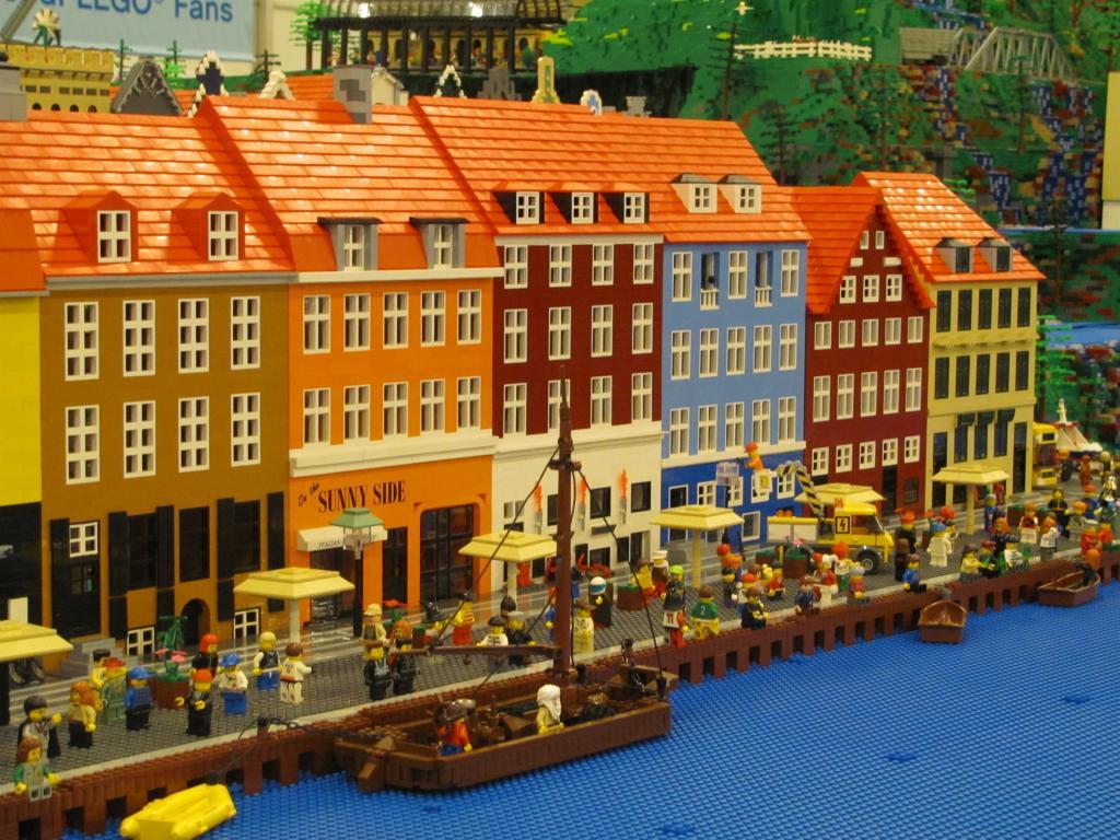 Lego World Copenhagen 2013 - 33