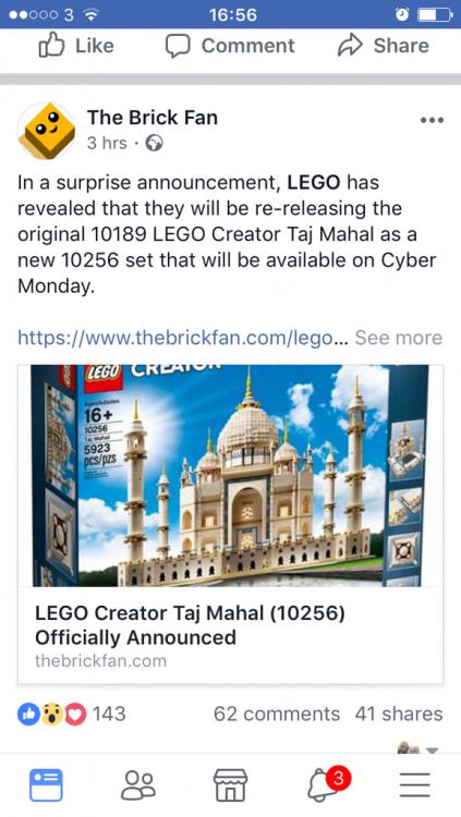 Taj Mahal is back