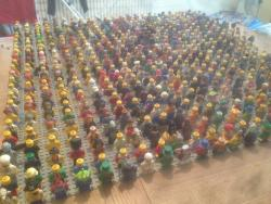 I'm selling my minifig collection