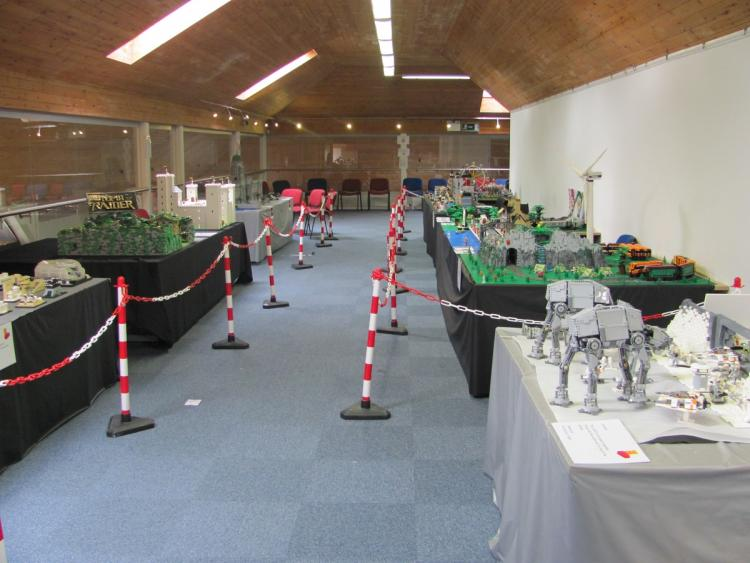 Naas Library exhibition - now on 5 September 2015