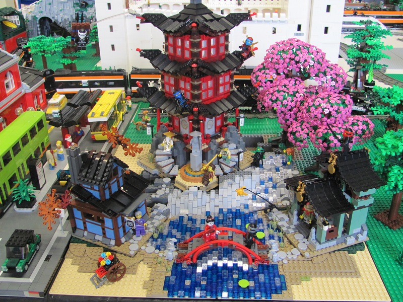 Ninjago at Blackrock College