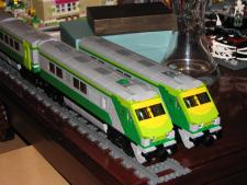 Mark IV Irish Rail locomotives
