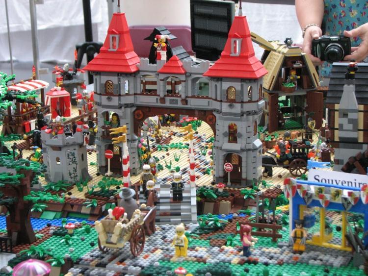 Medieval land