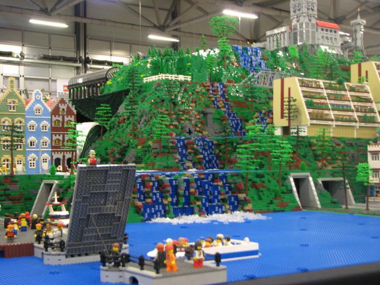 Lego World Copenhagen 2013 - 2