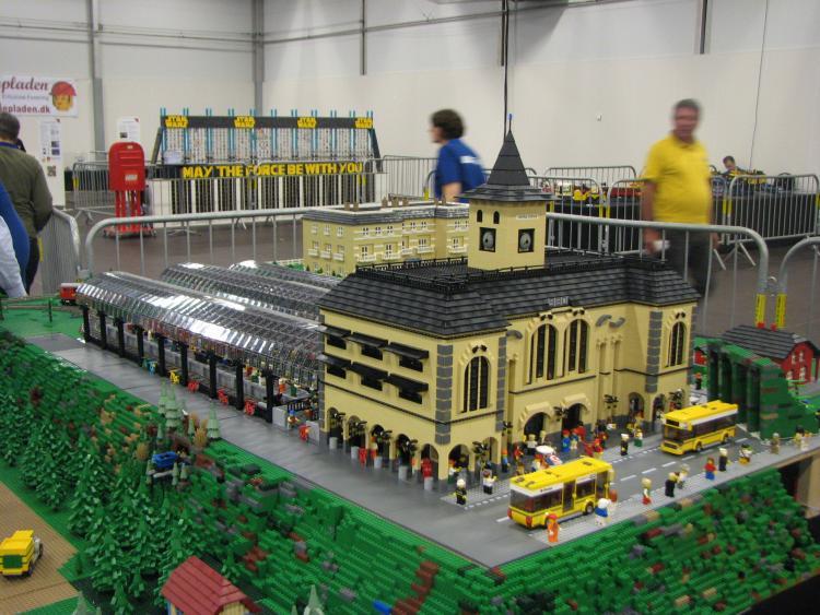 Lego World Copenhagen 2013 - 31
