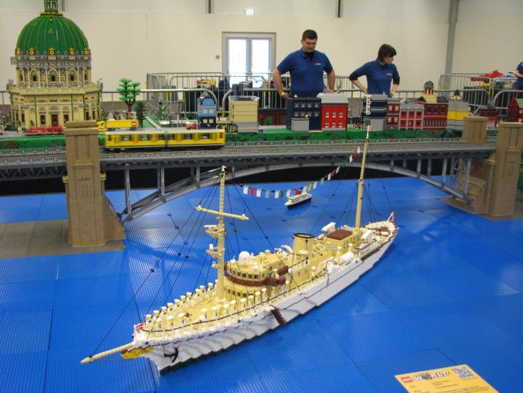 Lego World Copenhagen 2013 - 6