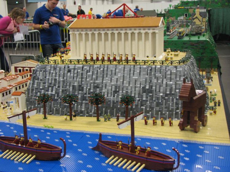 Lego World Copenhagen 2013 - 12