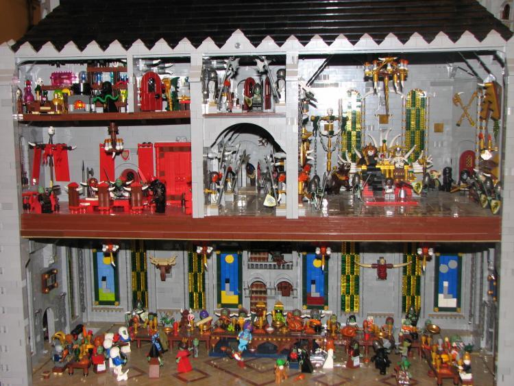 Lego World Copenhagen 2013 - 24