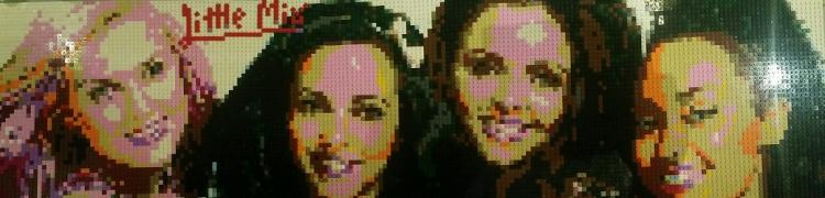 Little Mix Mosaic