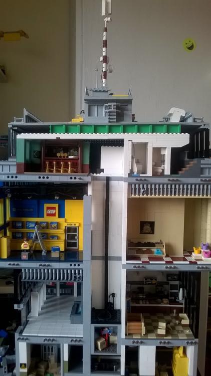 last build