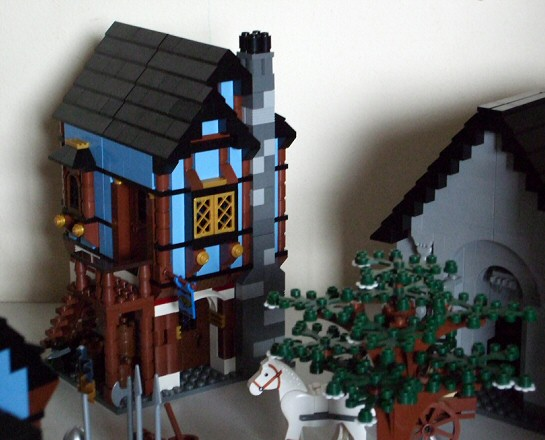 Mediaeval Village Bakery