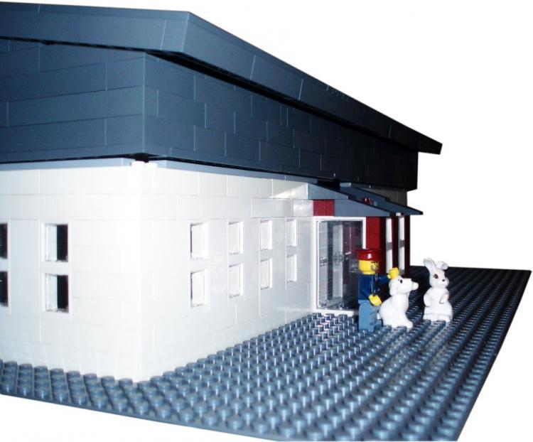 Drogheda Animal Rescue Centre Entrance