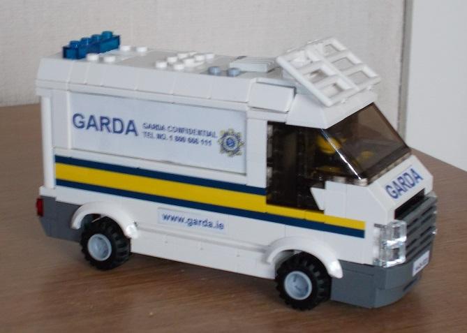 Garda Van