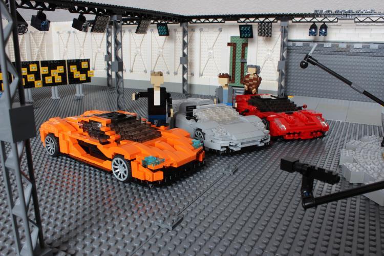 Top Gear studio @ Brick Valley