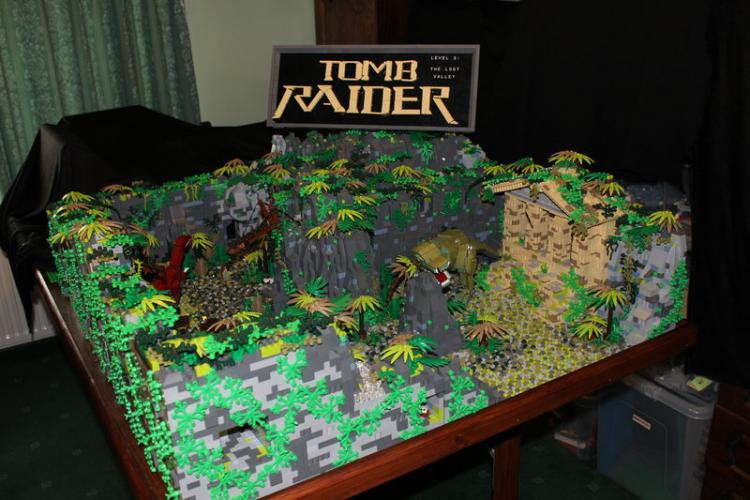 Tomb Raider I: The Lost Valley